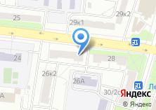 Компания «Ремстройкомплекс-В» на карте