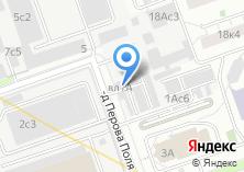 Компания «Калининский-3» на карте