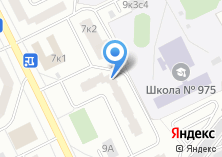 Компания «Автомотошкола Р-АВТО - Лучшая автомотошкола на юге Москвы» на карте
