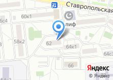 Компания «Волми-Н» на карте