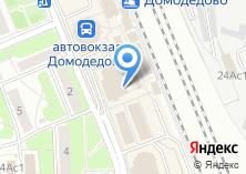 Компания «Домос» на карте