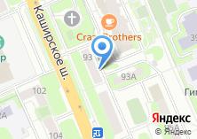Компания «Ямской» на карте