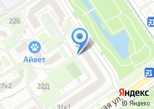 Компания «Миан» на карте