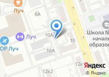 Компания «Д фаин» на карте