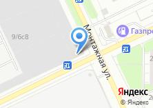 Компания «Сантехпром» на карте