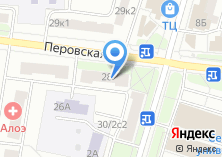 Компания «Центр физической культуры и спорта Восточного административного округа г. Москвы» на карте