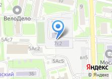 Компания «Средняя общеобразовательная школа №707» на карте