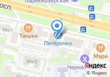 Компания «Зеравшан» на карте