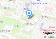 Компания «Совмед+» на карте