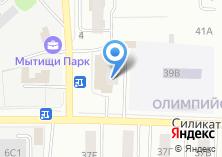 Компания «Акмалько Трейдинг» на карте