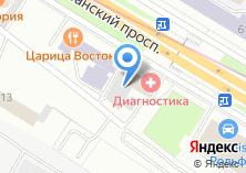 Компания «Химмаш-Аппарат» на карте