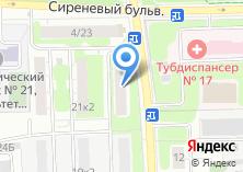 Компания «АЛИНА ТЕХНИК» на карте