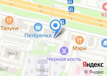 Компания «Магазин штор на Волгоградском проспекте» на карте