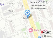 Компания «Заря Сервис» на карте