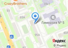 Компания «Портняжка» на карте