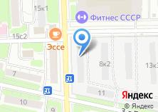 Компания «Ник Фарма» на карте