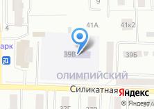 Компания «Детский сад №22 Земляничка» на карте