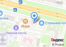 Компания «ОРТОПЕDИЯ» на карте