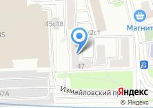 Компания «Олимп Сити» на карте