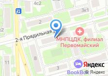 Компания «Байкал-Имк» на карте