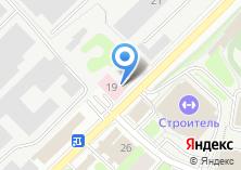 Компания «Зитар» на карте