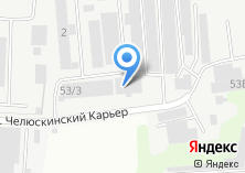 Компания «ПРОЕКТ-М8» на карте
