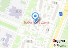 Компания «Белла Вита Дент» на карте