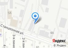 Компания «СоюзПроект» на карте
