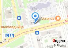 Компания «Салон ортопедической обуви» на карте