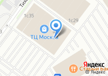 Компания «Магазин дверей и напольных покрытий на Тихорецком бульваре» на карте