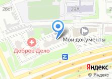 Компания «Управление социальной защиты населения района Гольяново» на карте