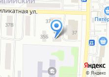 Компания «БииГраф» на карте