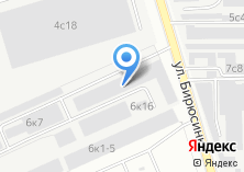 Компания «Спецкабель» на карте