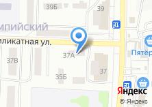 Компания «На Силикатной» на карте