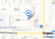 Компания «Электрон ЮА» на карте
