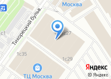 Компания «Магазин мебельной фурнитуры на Тихорецком бульваре» на карте