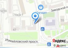 Компания «ЛегнА» на карте