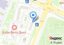 Компания «Savamotor» на карте