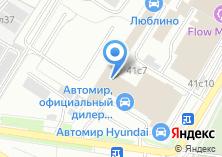 Компания «AMGlass» на карте