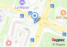 Компания «Автонаходка» на карте