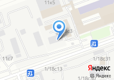 Компания «Мэтакс» на карте