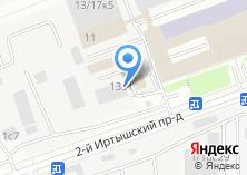 Компания «Колесо Фортуны» на карте