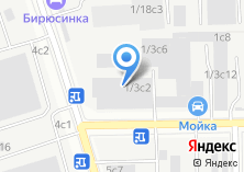 Компания «РПК Белый Жираф» на карте