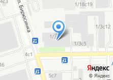 Компания «Теплос-Топ» на карте