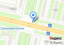 Компания «TONUSVCENTRE» на карте