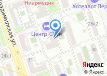 Компания «Ремонт Электроники» на карте