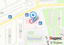 Компания «Городская поликлиника №222» на карте