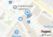 Компания «АвангардСейф» на карте
