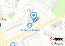Компания «Хозяюшка-3» на карте