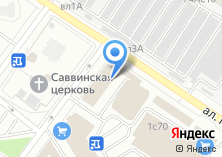 Компания «Зона воздуха» на карте